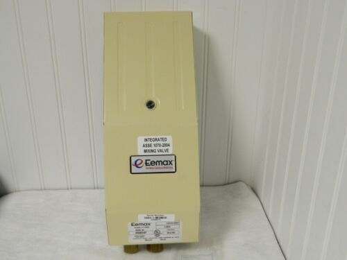 Eemax 240VAC Electric Water Heater 4.8 KW 20A Amp 12 Wire Gauge MB005240T