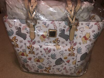 Disney Dooney & Bourke Winnie the Pooh and Pals Tote NWT Sealed