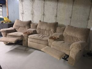 Great Theatre-Style Sectional