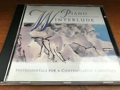 PIANO WINTERLUDE CHRISTMAS MUSIC CD! 12 GREAT SONGS! INSTRUMENTALS ()
