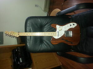 SquierClassic Vibe Telecaster Thinline Electric Guitar