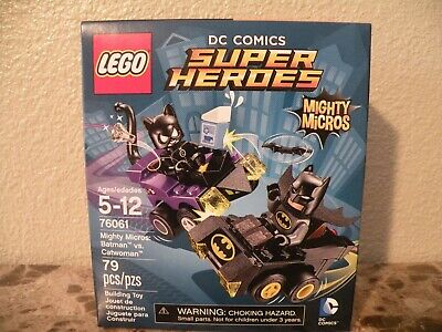 LEGO DC Batman Cat woman Building Toys For Kids Games Craft Super Heroes NIB](Catwoman For Kids)