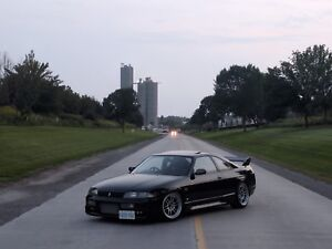Just a feeler to see what I can get for my r33 gtst