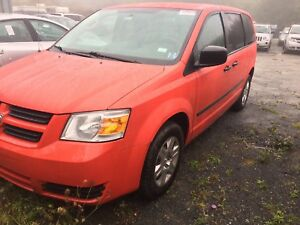 2010 Dodge Grand Caravan, New MVI