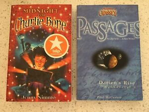 Midnight for Charlie Bone Adventures in Odyssey Passages Books