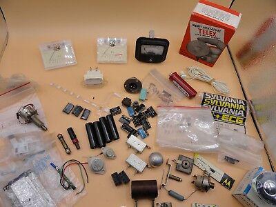 Vintage Electronic Component Parts Grab Bag Lot 9
