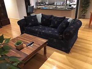 Custom made sofa cost $3,900 new, selling $390!!! Moonee Ponds Moonee Valley Preview