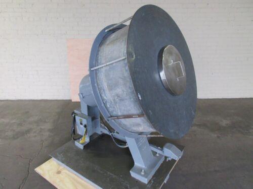 "Thomas Burkhard 35"" inch Coating Polishing Pan - Rebuilt, Unused"