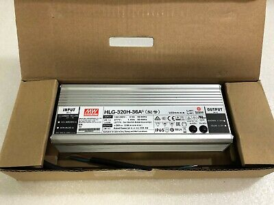 Mean Well Mw Hlg-320h-36a Led Driver Power Supply S49