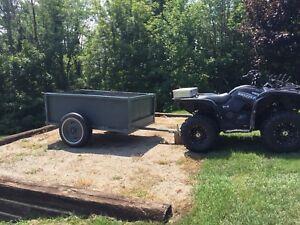 Yard/bush trailer