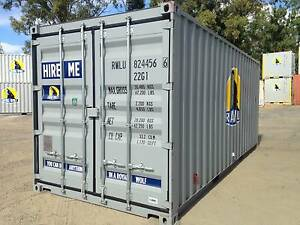 20FT New Shipping Container Rockhampton Rockhampton City Preview