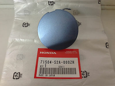 GENUINE HONDA S2000 REAR BUMPER TOW EYE COVER 1999 2003  ALL COLOURS AVAILABLE