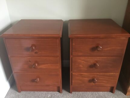 Bed side tables