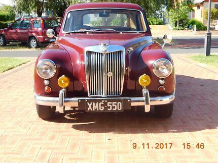 MG MAGNETTE ZA 1955