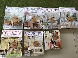 Collection of magazines... coffee table books Wynnum Brisbane South East Preview