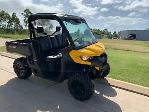 2019 Can-Am Defender HD8 PRO Mount Louisa Townsville City Preview