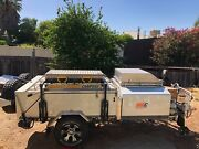 MDC Aussie Venturer with Cape York Edition Bonus Camper Trailer Collie Collie Area Preview