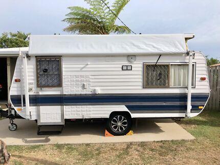 1985 Jayco J Series Poptop Caravan Mackay Mackay City Preview