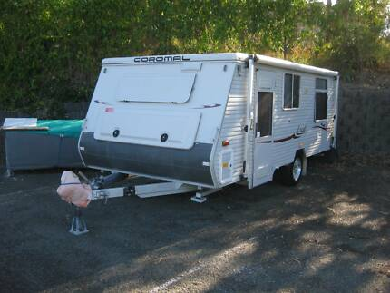 Coromal Excel 511 Pop top caravan Varsity Lakes Gold Coast South Preview