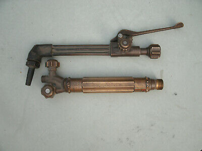 Craftsman Welding Cutting Torch Oxygen Acetylene 624.54741 And 624.54771 See Pic