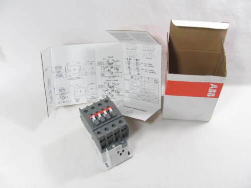 ABB, Contactor, AL26-40-00, with Coil: 24 VDC, New in Box, NIB