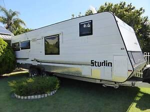 "2012 Luxury Paramount Studio Caravan 23'6"" Redland Bay Redland Area Preview"