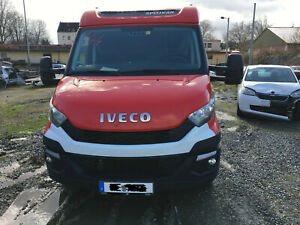 Iveco Daily Fahrgestell Einzelkabine 35
