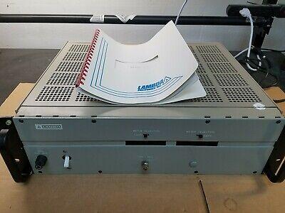 Lambda 26404-2 Dc Power Supply.