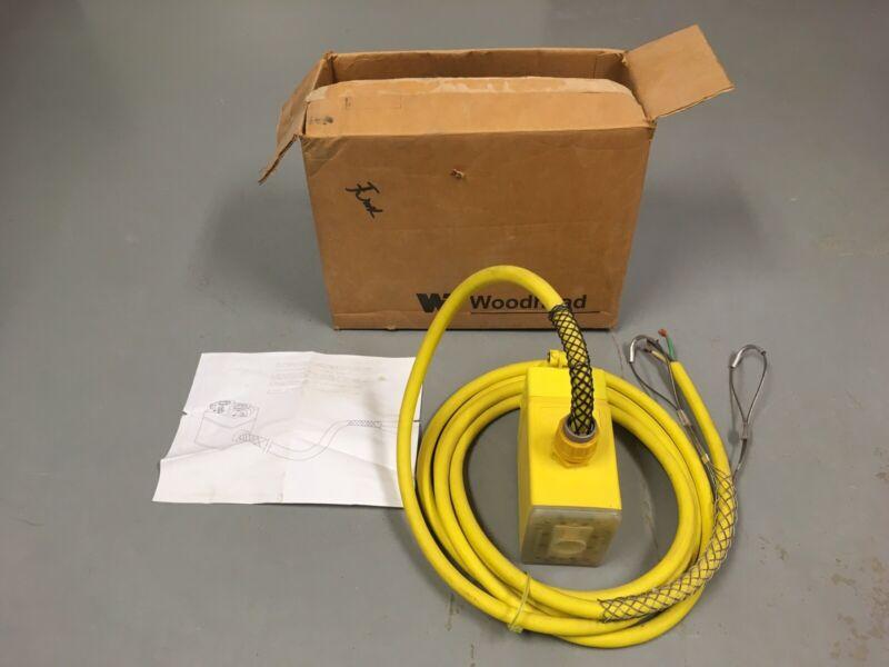 Woodhead / Molex 70W33M123GF GFCI Cable