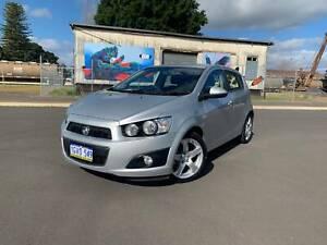 2014 Holden Barina CDX Hatchback Harvey Harvey Area Preview