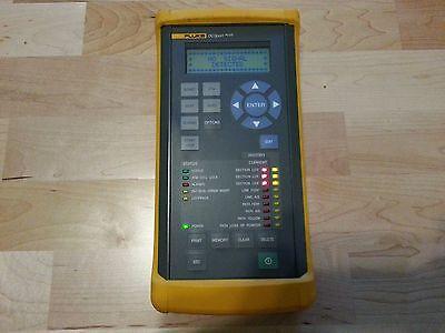 Fluke Oc3port Plus Handheld Oc3atm Network Analyzer Atm Tester