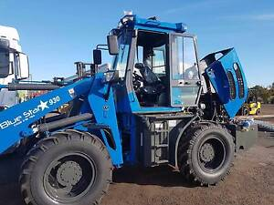 Bluestar Loaders-922, 95Hp. 2000Kg Lift, Bucket, Forks, Eurohitch Forrestdale Armadale Area Preview