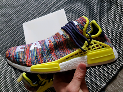 Adidas x Pharrell PW NMD Human Race HU Trail Multicolour 11US, DS