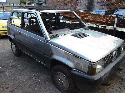Fiat panda 4x4 1987 bodyshell
