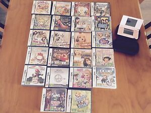 Nintendo DS plus 22 games Old Toongabbie Parramatta Area Preview