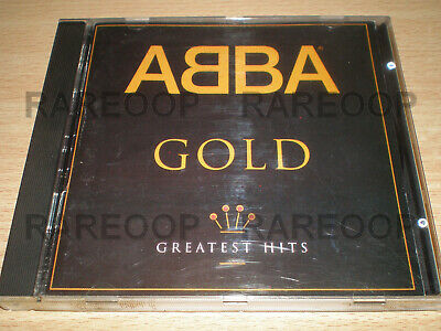 Gold: Greatest Hits by ABBA (CD, 1992, Polydor) MADE IN ARGENTINA