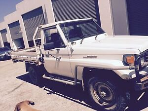 This model landcruiser (tray only) Arundel Gold Coast City Preview