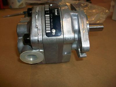 Parker Hydraulic Gear Pump Motor P12-45a-4k5  New