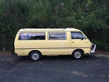 1981 Toyota Hiace camper van equipped with everything!!!! Sydney City Inner Sydney Preview