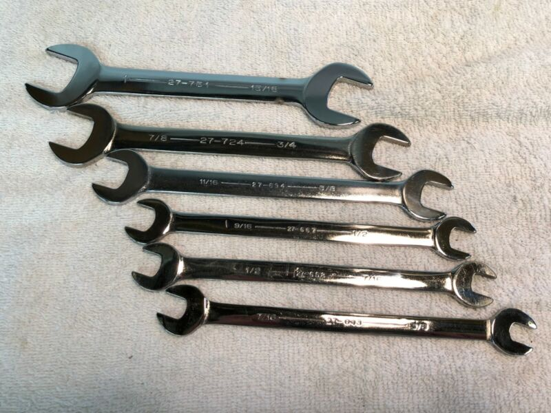 ARMSTRONG 6 PIECE TAPPET WRENCH SET