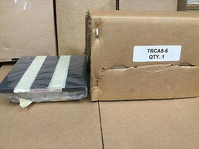 Lintech Twin Rail Carriage Assembly Trca8-6 Pillow Block
