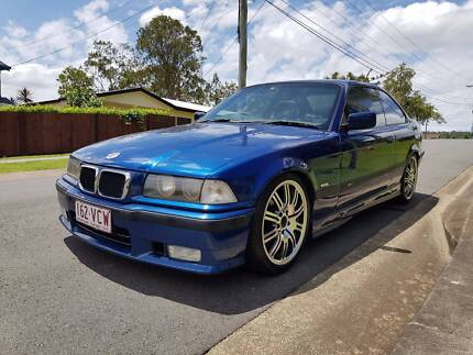 1998 BMW E36 318is Coupe