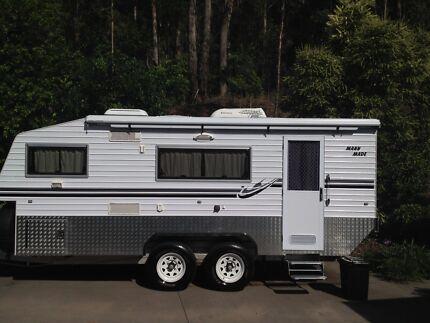 Offroad Family Caravan 18ft Maroochydore Maroochydore Area Preview