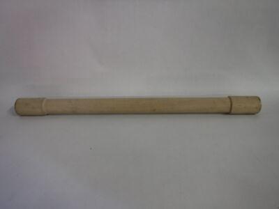 J.K. Adams Lovely Maple Wood Rolling Pin 24 in by 1 3/4 in by 1/8 in Maple Rolling Pin