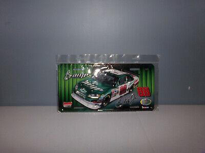 """NASCAR #88 DALE EARNHARDT Jr 9.25/"""" WALL CLOCK"""