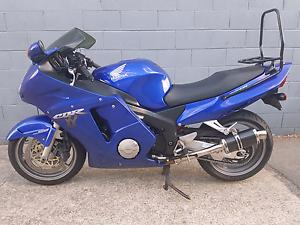 2004 Honda CBR1100Xx Blackbird Bardon Brisbane North West Preview