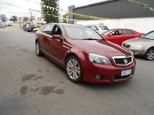 2009 Holden Caprice V8 Auto 6.0L - 4 Door Sedan Wangara Wanneroo Area Preview