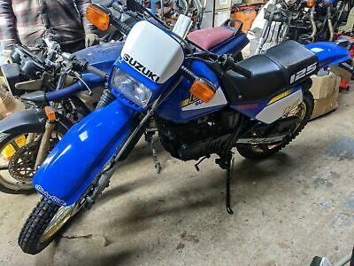 Suzuki DR 125 Original Condition 1 Years MOT