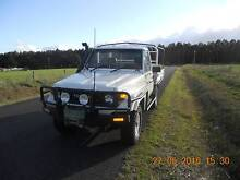Toyota LandCruiser Ute Turbo Diff Locks Winch Hazelwood North Latrobe Valley Preview