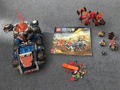Lego Nexo Knights Axl's Tower Carrier 70322